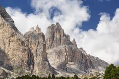 Torri del Vajolet (cesco.pb) Tags: valdifassa dolomiten dolomiti dolomites alps alpi trentino torridelvajolet catinaccio italia italy canon canoneos60d tamronsp1750mmf28xrdiiivcld montagna mountains