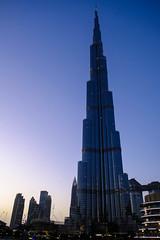 Burj Khalifa (hey tiffany!) Tags: uae dubai burjkhalifa bluehour