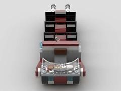 SW Officer's Speeder #2 (CommanderJonny1) Tags: starwars lego speeder