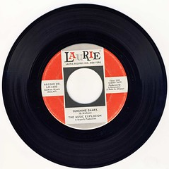 Sunshine Games (epiclectic) Tags: themusicexplosion 1967 epiclectic vinyl rip vintage record single 45