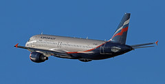 Aeroflot / Airbus A320-214 / VQ-BKU (vic_206) Tags: aeroflot airbusa320214 vqbku bcn lebl
