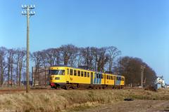 Vertrokken uit Ruurlo (Tim Boric) Tags: ruurlo trein train zug bahn spoorwegen railways ns deii allan