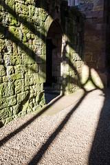 _DSC1383.jpg (Hideous Elf) Tags: abbey chruch detail grave lights melrose melroseabbey shadow stone
