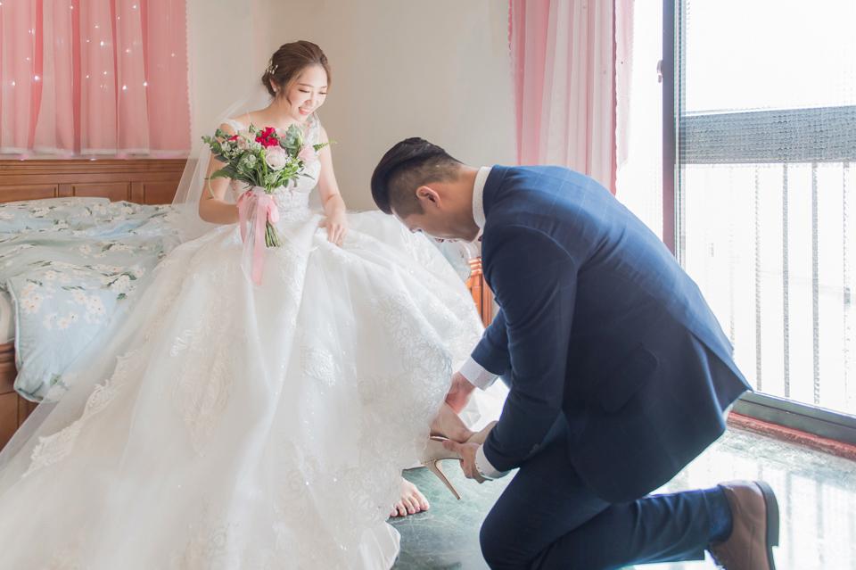 台南婚攝 東東永大館 T & W 028