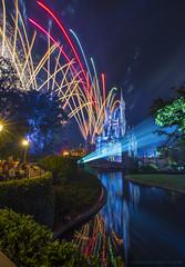 11 3 18 Happily Ever After 3435 (Joanie Eddis-Koch) Tags: disney magickingdom happilyeverafter fireworks orlando florida castle waltdisneyworld