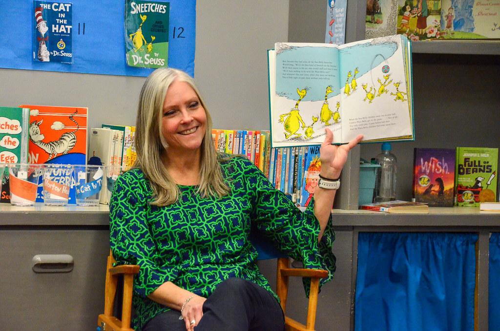 DSC 1449 (NewSchoolAR) Tags  seuss library librarian faculty teacher renee  burch reading lower school fe74da56f