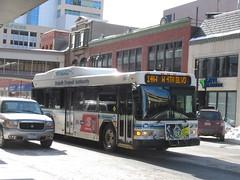 Duluth Transit Authority 120 (TheTransitCamera) Tags: duluth minnesota northland winter city urban dta0120 dta duluthtransitauthority publictransit publictransport transit transportation transport travel citybus bus gillig lowfloor40 route014