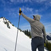 Measuring the snow pack