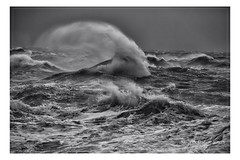 Gwyllion (angeladj1) Tags: storm eric february 2019 seas winds waves port newhaven sussex