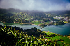 Ponta Delgadaz Azores (Javier Tavolari) Tags: ponta delgada azores atlantic sea portugal lake nature landscape