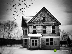 Buskirk House (john bulmer) Tags: blackandwhite buskirk newyork bennington vermont travel contrast johnbulmerphotography