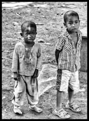 Children of Madagascar / Дети Мадагаскара (dmilokt) Tags: чб bw черный белый black white портрет portrait dmilokt ребенок child