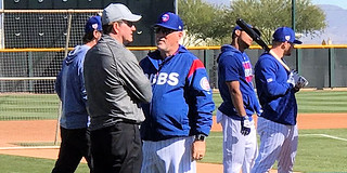 Chicago Cubs Spring Training 2019 - 2/27/19 Photos