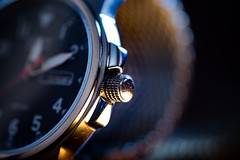 Jewelry ~ Macro Mondays {Explored} (Victor Burclaff) Tags: macromondays jewelry watch bling timepiece chronograph