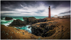 Not Light Work (Augmented Reality Images (Getty Contributor)) Tags: nisifilters benro buttoflewis canon cliffs clouds coastline islands isleoflewis landscape lighthouse longexposure outerhebrides rocks scotland seascape spring storm water waves