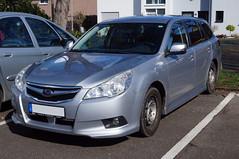 2009 Subaru Legacy Kombi Front (Joachim_Hofmann) Tags: subaru legacy subarulegacy kombi allrad auto kraftfahrzeug kfz
