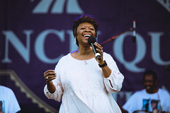 French Quarter Festival - Irma Thomas