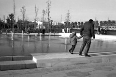 190104_Parc_Central_015 (Stefano Sbaccanti) Tags: bw blackandwhite bn parccentral valencia minox35gl kentmere400 bellinihydrofen analogicait analogue analogico argentique spain spagna selfdeveloped 2019 city