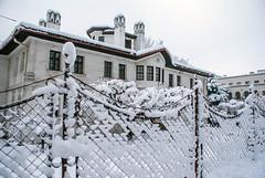 Let it snow! (3OPAHA) Tags: belgrade serbia snow sony explore