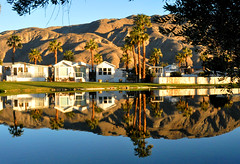 reflect (greenelent) Tags: reflection skyvalley ca california 365 photoaday