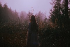 In the forest (.everlasting) Tags: light forest film melancholia portrait poetic 35mm tuonela analogue faded feverdreams everlasting hadararielmagar