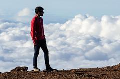 At the peak of Haleakalā (rao.anirudh) Tags: hawaii maui