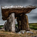 Poulnabrone Tomb in Ireland
