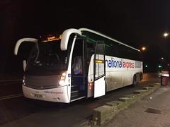 BF63ZRX (nevetsyam1404) Tags: halifax nationalexpress stagecoach stagecoachyorkshire levante caetano volvo b9r 53738 bf63zrx