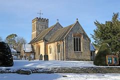 St Peter's Church, Farmington (Roger Wasley) Tags: st peter's church farmington gloucestershire cotswolds holy building history historic