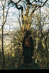 explore (eumycota) Tags: woods forest analog yashika fujifilm film photography is dead
