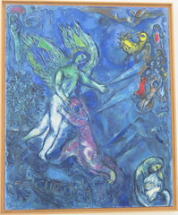 20171011 PACA Alpes-Maritimes Nice - Musée Chagall (41) (anhndee) Tags: paca alpesmaritimes nice painting painter peinture peintre musée museum museo musee