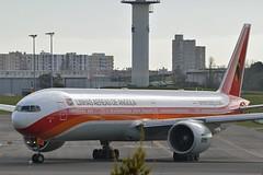 """""""Morro do Moco"""" TAAG Angola Airlines D2-TEK Boeing 777-3M2ER cn/43254-1386 @ LPPT / LIS 07-02-2019 (Nabil Molinari Photography) Tags: morrodomoco taag angola airlines d2tek boeing 7773m2er cn432541386 lppt lis 07022019"""