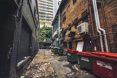 Esk Lane (Leighton Wallis) Tags: sony alpha a7r mirrorless ilce7r 55mm f18 emount 1635mm f40 brisbane qld queensland australia city thor ragnorok filming location