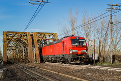 E189 306 DB CARGO - PIACENZA (Giovanni Grasso 71) Tags: e189 306 db cargo piacenza nikon d610 giovanni grasso