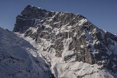 Sunday afternoon avalanche (Stefsan (on and off)) Tags: titlis avalanche firnalpeligletscher glacier fürenalp engelberg obwalden schweiz suisse svizzera switzerland mountain alps alpinelandscape landscape snow winter nature canon eos 7d stefsan ©stefansandmeier
