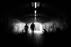 Won't you please help me ?! (parenthesedemparenthese@yahoo.com) Tags: dem bn backlighting couple femme hiver man monochrome nb noiretblanc silhouette singapore singapoure street tunnel woman beggar blackandwhite blancoynegro bnw byn canon600d ef24mmf28 homme inbetwen indifference indoor loneliness mendiant pauvreté poverty seul streetphotography