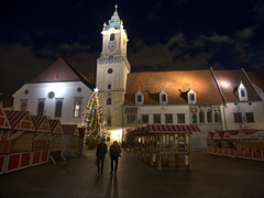 Old Town Hall (NL60D) Tags: bratislava slovakia europe travel travelphotography travels worldtravels worldtraveller photography nightphotography