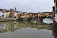 Firenze, Ponte Vecchio (Marco Fantinato) Tags: ponte bridge firenze fiume arno storia vecchio