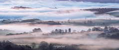 A Misty Realm (www.neilporterphotography.com) Tags: mist misty cloud inversion fog low church dartmoor south west countryside