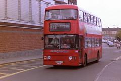 STRATHCLYDE'S BUSES LA1425 RDS614W (bobbyblack51) Tags: strathclydes buses la1425 rds614w leyland atlantean alexander al glasgow 1994