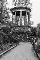 Well (separatesunsets) Tags: architecture deanvillage edinburgh old scotland stockbrigde waterofleith