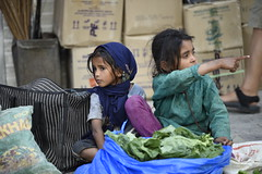 INDIA: Ladakh (gabrielebettelli56) Tags: asia india ladakh leh street girls nikon travel viaggi