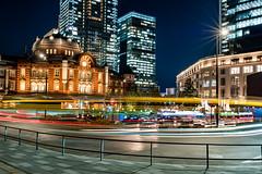 東京車站 Tokyo City (里卡豆) Tags: 東京都 日本 jp olympus penf 17mm f12 pro olympus17mmf12pro 關東 japan kanto