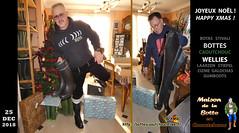 Cadeaux de Noël (pascalenbottes1) Tags: pascal pascalroger pascallebotteux pascalbourcier botas botasdehule botte bottédecaoutchouc bottes bottescaoutchouc bottesencaoutchouc bottescaoutchoucfreefr botteux garsenbottes httpbottescaoutchoucfreefr maisonbottescaoutchouc muséebottescaoutchouc photosbottescaoutchouc caoutchoucnoir ciszme roger maison musée hrb house houseoftherubberboot noël xmas christmas gifts cadeaux stiefel stivali stivalidigomma stövler wellies wellington wellingtonboots rubberboots gummistiefel gumboots laarzen caoutchouc boots rubber cap casquette rainboots galochas ambc cizme cižmy cuissardes gomma goma gummistövlar gumicsizma gumicizme gummicizme gummi gay hule httpbottescaoutchoucfreefrgalpascaljourjourpb002013html kumisaappaat