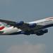 British Airways G-XLEB Airbus A380-841 cn/121 @ EGLL / LHR 26-05-2018