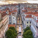 Lisbon/Lisboa sunset thumbnail