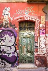 Doors of Marseille No. 5 (TablinumCarlson) Tags: europa europe frankreich france marseille sud südfrankreich bouchesdurhône provencealpescôte d'azur provence côte golfe du lion leurope méditerranée mediterranean mittelmeer leica tür door gate eingang portal entry street photography plaine la grafitti streetart mural m240 summicron m 28mm