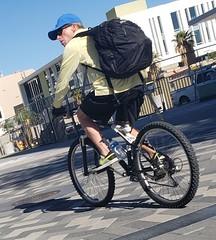 January 10. 2019 (20) (gaymay) Tags: california desert gay love palmsprings riversidecounty coachellavalley sonorandesert thebuzz bike bicycle riding