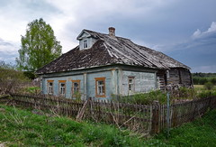 0286 (deni.spiri) Tags: abandoned russia decay abandonedplaces lost lostplaces forggoten urbex nature oldhouse kostroma 4x4 offroad adventures trip journey