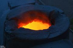 Huta im. T. Sendzimira (obecnie ArcelorMittal Poland Oddział Kraków) - wielki piec nr 5, kadź surówkowa typu Torpedo. / Tadeusz Sendzimir Iron&Steel Works (currently ArcelorMittal Poland Unit in Kraków) - blast furnace No.5, Torpedo car. (Cezary Miłoś Przemysł w fakcie i obrazie) Tags: cezarymiłoś cezarymiłośfotografiaprzemysłowa cezarymiłośfotografiaindustrialna cezarymilosindustrialphotography cezarymilos arcelormittal arcelormittalpoland arcelormittalpolandoddziałkraków altohorno torpedocar kadźmieszalnikowatyputorpedo blastfurnace cracow kraków lesserpoland małopolska małopolskie metalurgia metallurgy metalurgiaekstrakcyjna transportsurówkiwielkopiecowej huta hutnictwo hütte hutaimtsendzimira hutasendzimira hts heavyindustry hochofen hutalenina hutaimlenina poland polska polen przemysłciężki przemysłmineralny przemysłmetalurgiczny przemysłhutniczy industry industrial industrie ironworks ironsteelworks pigiron surówkawielkopiecowa vysokápec kadźtyputorpedo